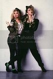 Desperately Seeking Susan - Rosanna Arquette and Madonna