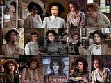 Helena Bonham Carter - collage from Howards End