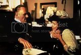 Howards End - Margaret kisses up to Henry