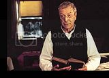 Michael Caine as Dr Larch - Ciderhouse Rules
